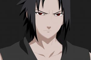 uchiha sasuke sharingan anime
