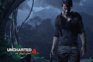 uncharted  uncharted 4: a thief's end video games