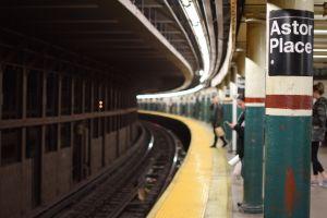 underground manhattan new york city train station