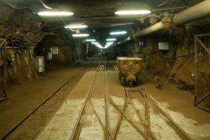 underground poland coalmine