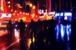 urban artwork city nightlive