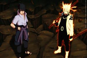 uzumaki naruto uchiha sasuke naruto shippuuden