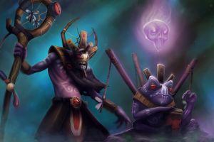 valve corporation hero defense of the ancient witch doctor valve dota dota 2