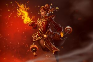 valve dota hero dota 2 lina valve corporation defense of the ancient