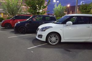 vehicle car kei car suzuki swift sport suzuki