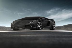 vehicle car supercars black cars