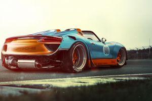vehicle sports car car