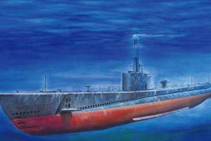 vehicle submarine usa sea blue underwater drawing