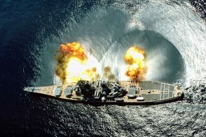 vehicle water guns military ship