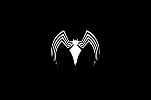 venom logo spider-man symbols