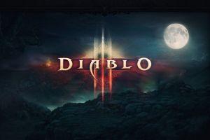 video game art moon diablo diablo iii video games
