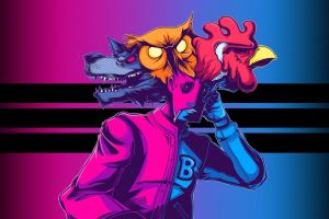 video game characters hotline miami video games