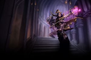 video game girls magician leblanc (league of legends) video games league of legends staff