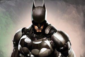 video games 2014 (year) fan art batman batman: arkham knight