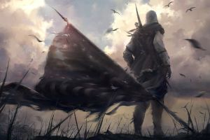 video games assassin's creed concept art