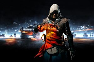 video games battlefield hoods assassin's creed video game art pc gaming