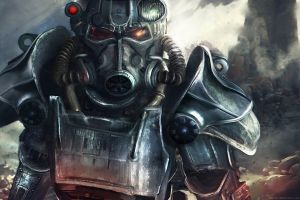 video games bethesda softworks apocalyptic brotherhood of steel nuclear power armor artwork fallout 4 fallout