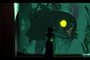 video games bioshock infinite bioshock