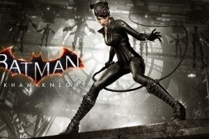 video games catwoman batman: arkham knight