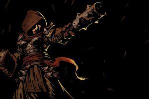 video games darkest dungeon dark
