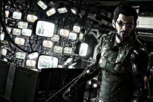 video games deus ex: mankind divided pc gaming video game heroes adam jensen