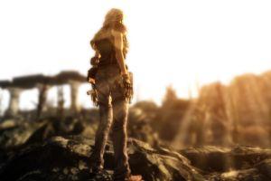 video games fallout fallout 3