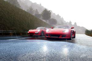 video games forza horizon 2 porsche carrera gt