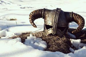 video games helmet the elder scrolls v: skyrim
