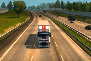 video games highway volvo fh16 euro truck simulator 2 trucks