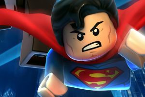 video games lego superman