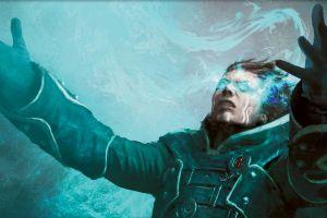 video games magic: the gathering jace beleren fantasy art