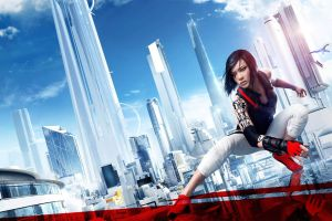 video games mirror's edge faith connors mirror's edge catalyst
