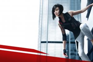 video games mirror's edge women