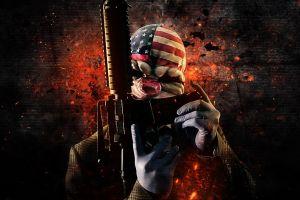 video games payday 2 gun