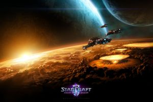 video games pc gaming starcraft ii space starcraft ii : heart of the swarm
