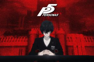 video games persona series persona 5
