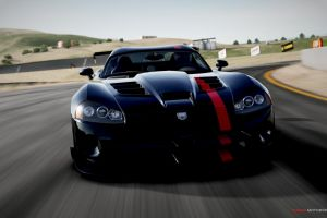 video games race tracks forza motorsport 4 viper dodge viper viper car