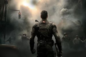 video games soldier men