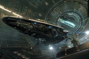 video games spaceship science fiction elite: dangerous anaconda (spaceship)