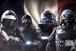 video games special forces gign tom clancy's ubisoft rainbow six: siege