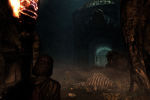 video games the elder scrolls v: skyrim screen shot rpg