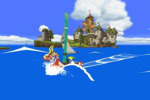 video games the legend of zelda: wind waker link the legend of zelda
