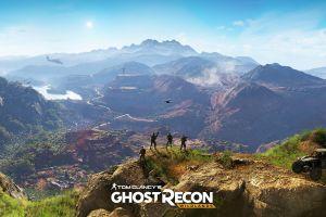 video games tom clancy's tom clancy's ghost recon tom clancy's ghost recon: wildlands