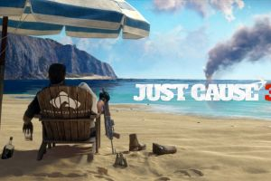 video games video game art just cause 3