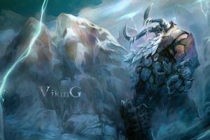 vikings fantasy art world of warcraft: wrath of the lich king world of warcraft