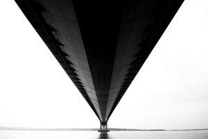 vintage bridge architecture