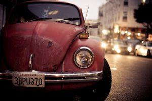 volkswagen beetle urban car old car volkswagen