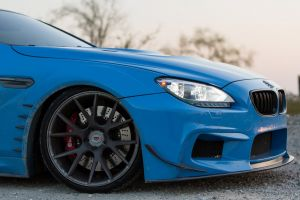 vossen vehicle prior design blue blue cars bmw 650i bmw car