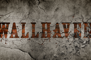 wall typography wallhaven grunge