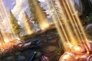 warcraft fantasy art pc gaming